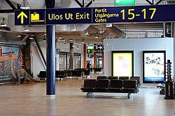 Oulun Lentoasema Wikipedia