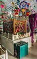 Interior of Shrine of Hazrat Syed Miran Mauj Darya Bukhari 2.jpg