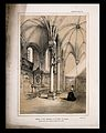 Interior of the chapel at the Hospital of St. John, Angers, Wellcome V0012147.jpg