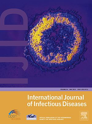 International Society for Infectious Diseases - Image: International Journal of Infectious Diseases 2
