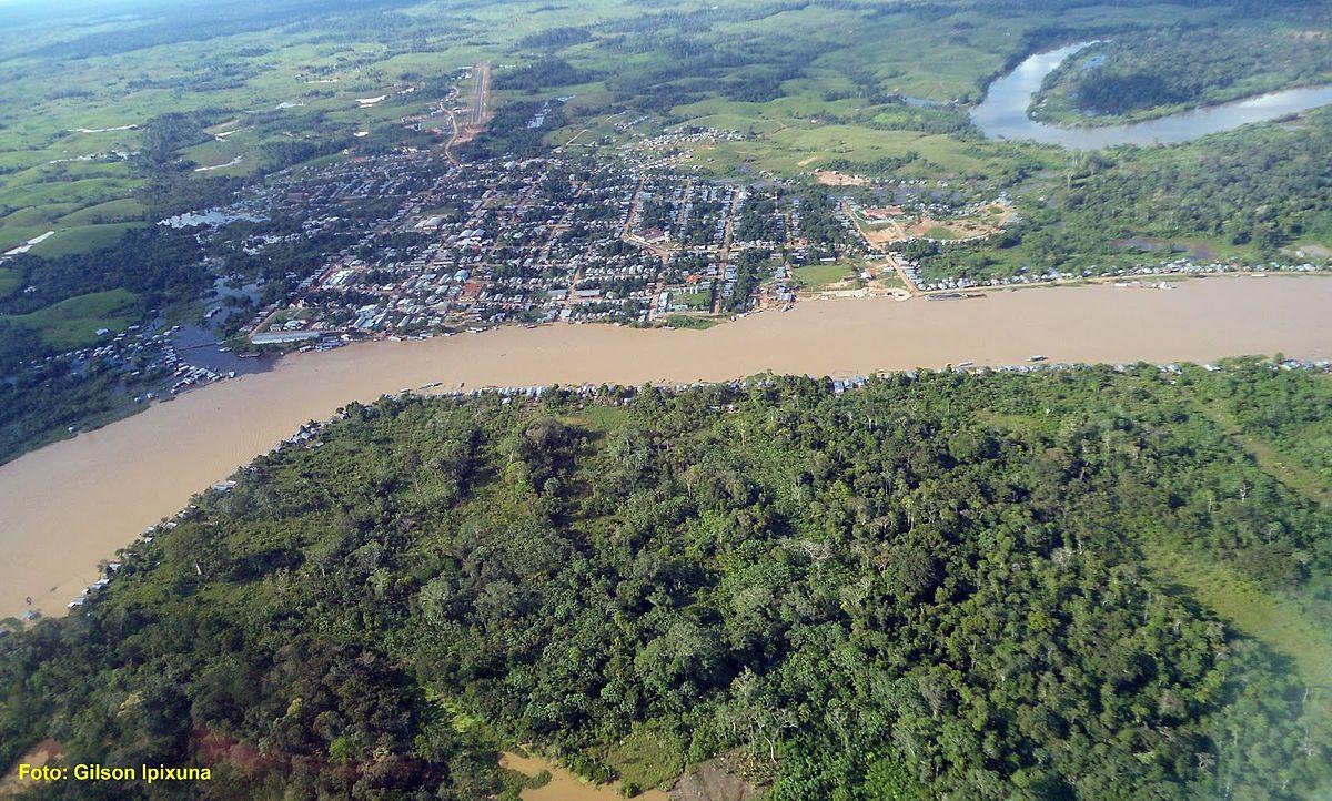 Ipixuna Amazonas fonte: upload.wikimedia.org