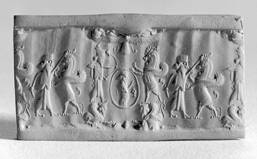 Iranian - Cylinder Seal - Walters 42775