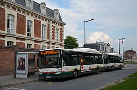 Image illustrative de l'article Autobus de Lille Roubaix Tourcoing