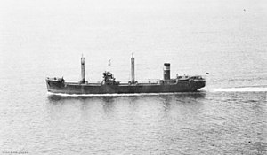 SS Iron Knight (1937) - Iron Knight in 1940