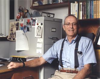 Irwin Fridovich - Irwin Fridovich in 1994