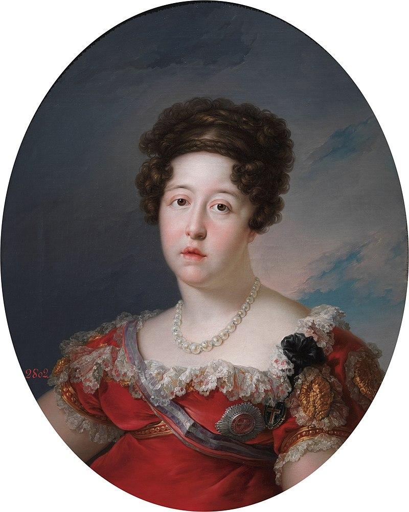 Isabel de Braganza (Real Academia de Bellas Artes de San Fernando).JPG