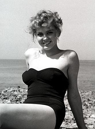 Isabelle Corey - Isabelle Corey (1959)