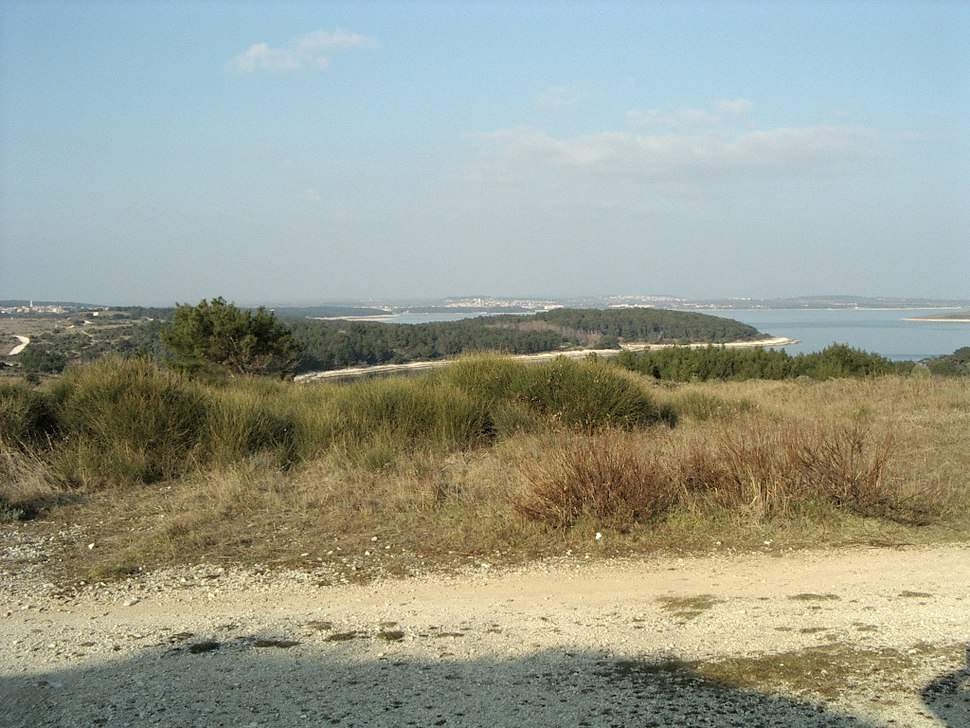 Istria near Pula