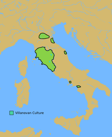 Italy-Villanovan-Culture-900BC
