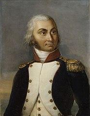 Jean-Baptiste Jourdan, lieutenant-colonel au 2e bataillon de la Haute-Vienne en 1792
