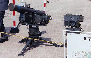 87式反坦克导弹
