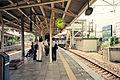 JR Naka-Karuizawa Station platform 19970716.jpg