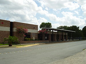 Jacinto City, Texas - Jacinto City Elementary School