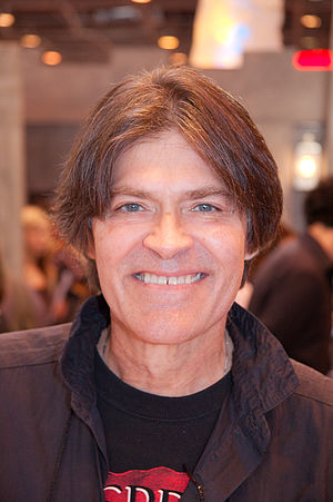 Jack Ketchum - Jack Ketchum at a book fair in Paris, France, in March 2009.