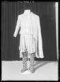Jacka tillhörande burgundisk dräkt, 1810 - Livrustkammaren - 1929.tif