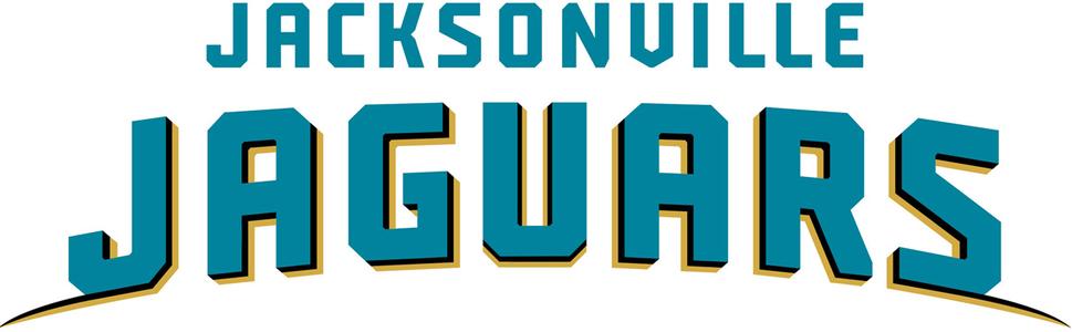 Jacksonville Jaguars third wordmark