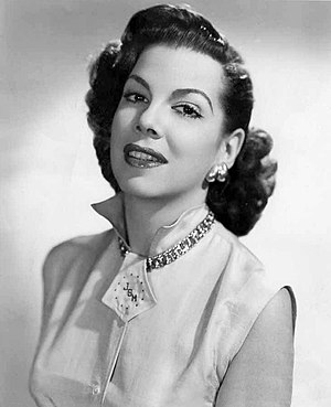 Jacqueline Susann - Susann in 1951.
