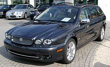 Jaguar X-Type - Wikipedia on