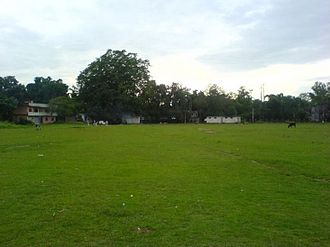 Chaugan - Jaisinghpur's chaugan