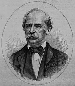 Jakab István portréja a Vasárnapi Ujságban