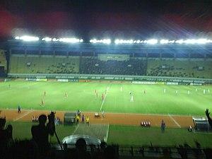 2013 Indonesia Super League - Image: Jalak harupat