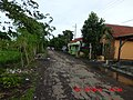 Jalan di Lingkungan Jabon, Jogosari - Pandaan - panoramio.jpg