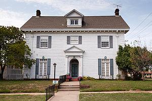 James Alexander Veasey House - Image: James Alexander Veasey House