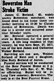 James Couthren Borland (1877-1943) obituary in the Daily Times of New Philadelphia, Ohio on April 21, 1943.jpg