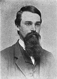 James G. Bull former mayor of Columbus, Ohio