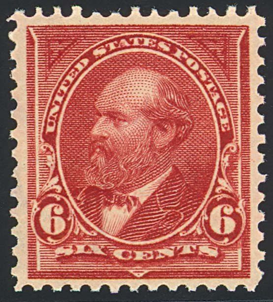 James Garfield 1898 Issue-6c