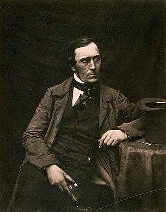 James Valentine (photographer) - James Valentine, c.1850, portrait likely by Thomas Rodger