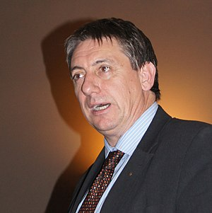 Jan Jambon - Image: Jan Jambon in 2010