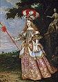 Jan Thomas - Infanta Margaret Theresa, Empress, in theater dressFXD.jpg