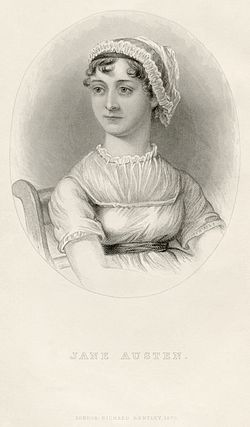 Frontispiece to A Memoir of Jane Austen