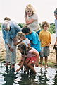 Jane Goodall sharing the magical wonders of water and wetlands with children on Martha's Vineyard.jpg