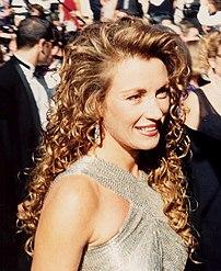 Actress Jane Seymour, 1994