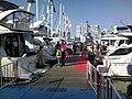 JapanInternationalBoatShow2009float.JPG