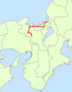 Japan National Route 27