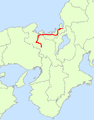 Japan National Route 27 Map.png