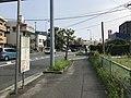 Japan National Route 495 near Tajimaya Miso Factory Shop.jpg