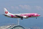 Japan Transocean Air, B737-400, JA8992 (18446646885).jpg
