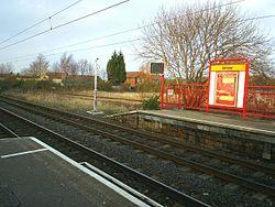 Jarrow Metro station, 5 January 2006 (1).jpg