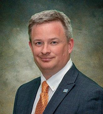Attorney General of South Dakota - Image: Jason Headshot