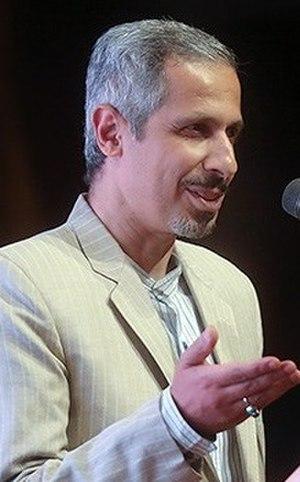 Javad Razavian - Image: Javad Razavian 2016