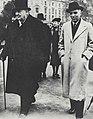 Jawaharlal Nehru with Winston Churchill, London, October 1948.jpg