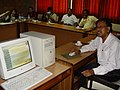 Jayanta Sthanapati Presents NCSM Nationwide - Meeting With Pusat Sains Negara And NCSM Officers - NCSM - Kolkata 2003-09-22 00344.JPG