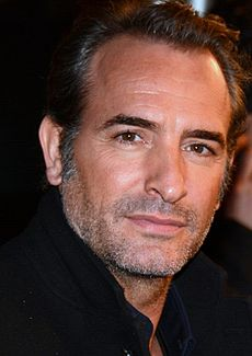 for Jean dujardin couple 2014