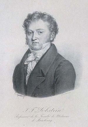 Jean Lobstein - Jean Lobstein (1777-1835)