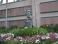 Jeanne d'Arc Statue, Pacific Alliance medical Center - panoramio.jpg