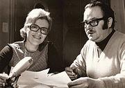 Jeannette und Martin Plattner 1970